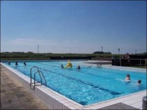 Zwembad-oudesluis